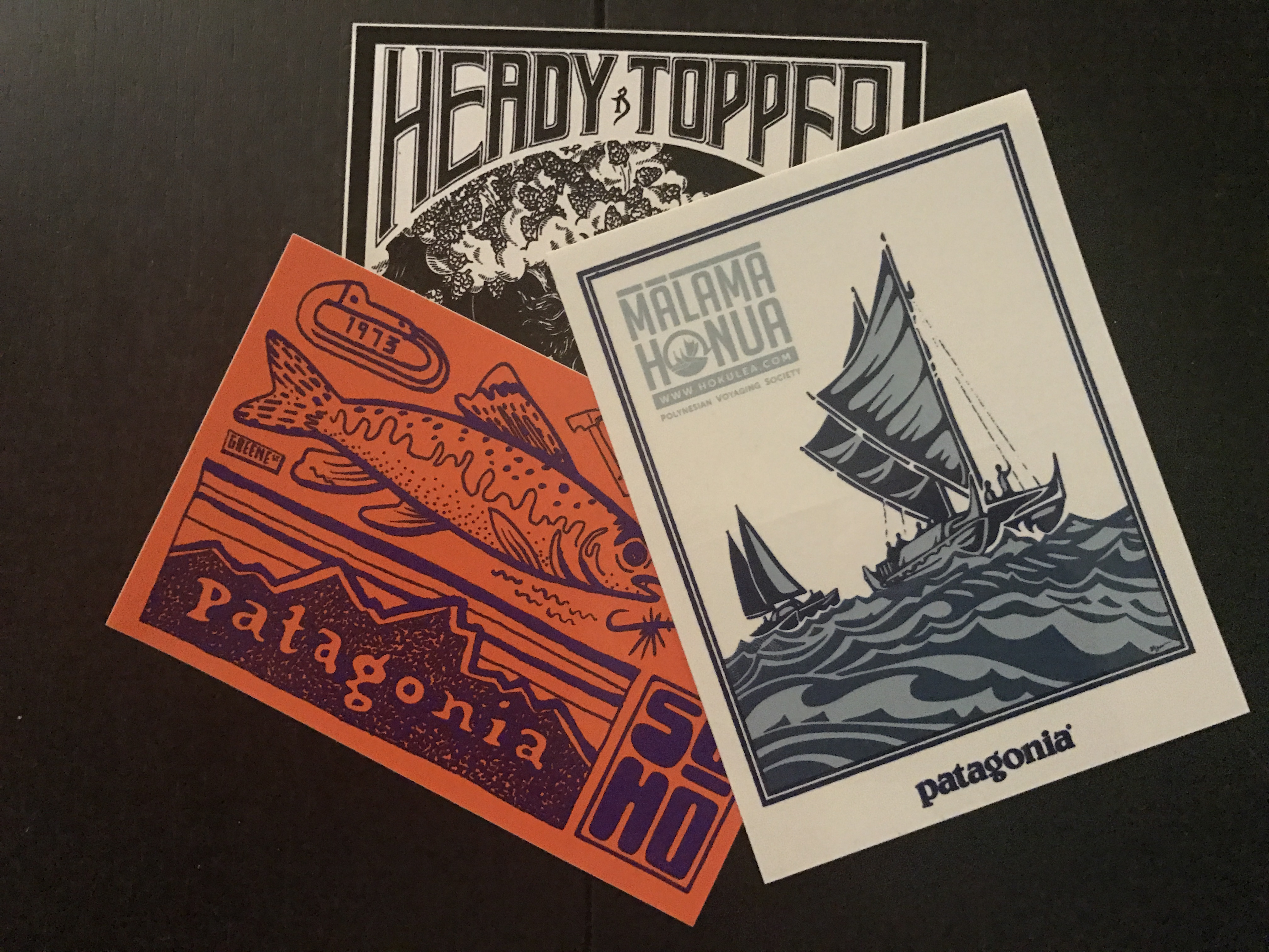 Patagonia Stickers – Patagonia Fan Boy